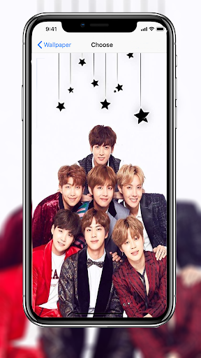 Kpop Wallpaper App Report On Mobile Action App Store