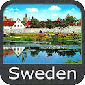 Sweden South East GPS Charts icon