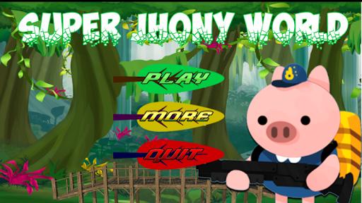 Super Jhony World