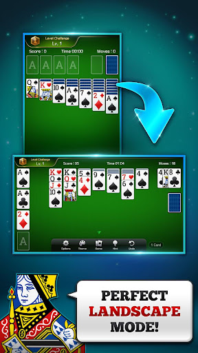 Solitaire Grand Royale : Klondike android2mod screenshots 5