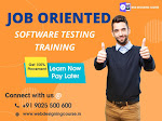 Best online software testing training course institute in chennai with placement