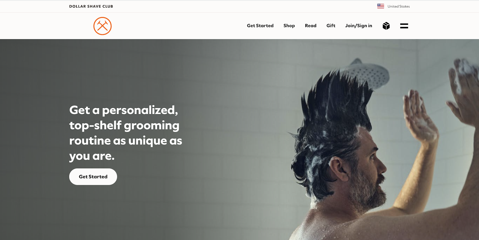 Dollar Shave Club — An example of subscription-based ecommerce