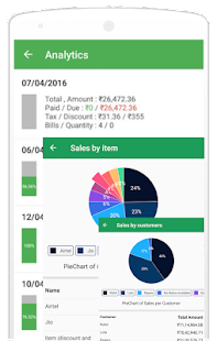 FREE GST Invoice! Estimate, Account, Inventory App- screenshot thumbnail