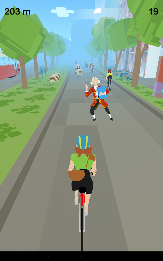 Ring Ride- screenshot