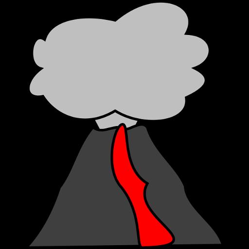 書籍App|火山 LOGO-3C達人阿輝的APP