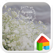 Gypsophila2 DodolLauncherTheme