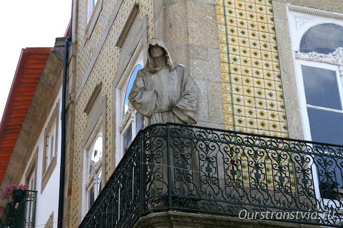 Достопримечательности Португалии - город Брага