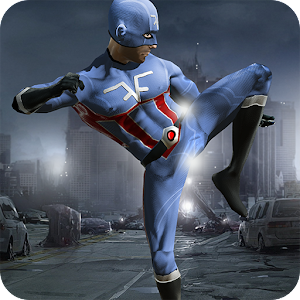Superhero: American Soldier for PC