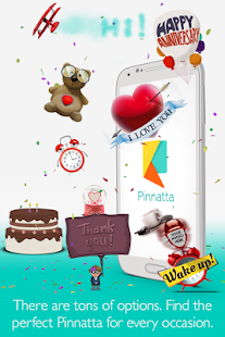 Pinnatta-Interactive Greetings- screenshot thumbnail