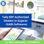 Tally ERP Authorized Dealers in Gujarat - Siddh Softwares