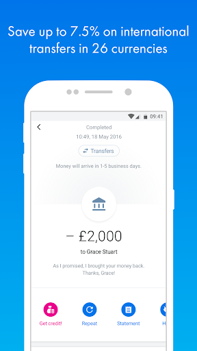 Revolut - Better than your bank screenshot 3