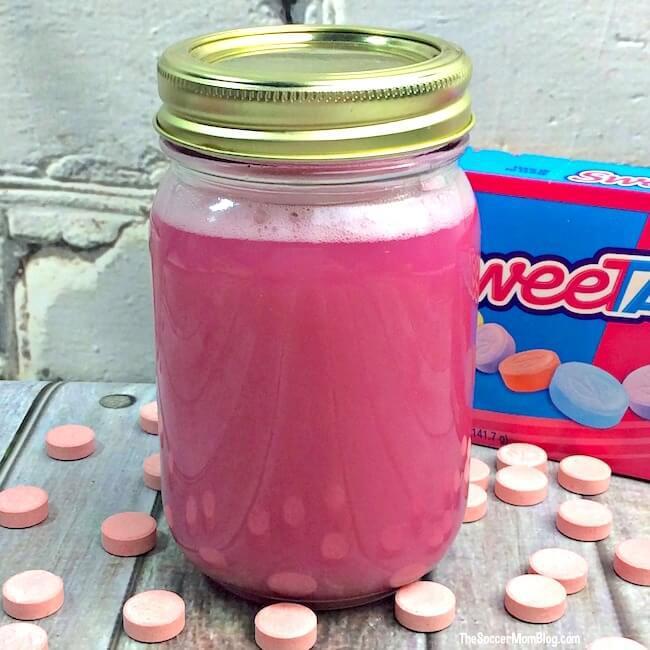 Sweet Tarts Candy Moonshine Recipe