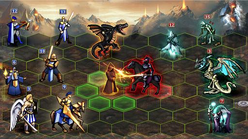 Télécharger Gratuit Heroes Magic World APK MOD (Astuce) screenshots 3