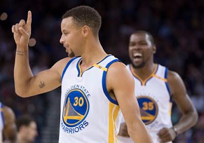 NBA: Curry en veut plus