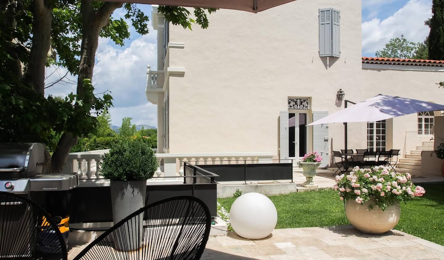 House with pool and terrace Marseille 13th