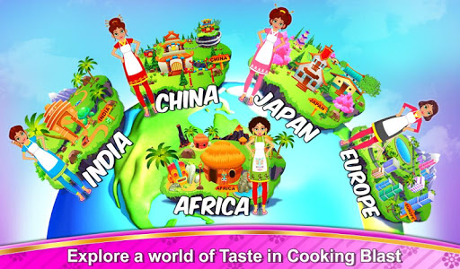 Cooking Blast - Restaurant Foodie Express 1.1.2 screenshots 9