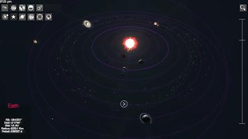 Screenshot of SkyORB