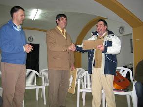 Photo: ENTREGA DEL DIPLOMA DEL PEREGRINO