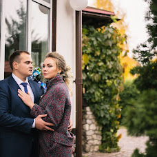 Wedding photographer Darya Praskurina (praskurinadaria). Photo of 16.10.2017
