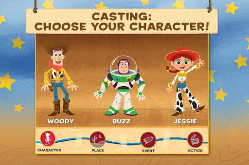 Toy Story: Story Theater