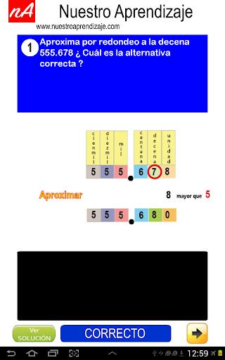 Racionales  aproximar 1.0.0 screenshots 5