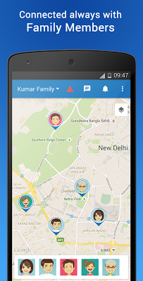 CareU - Family Locator - screenshot