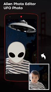 Alien Photo Editor - náhled