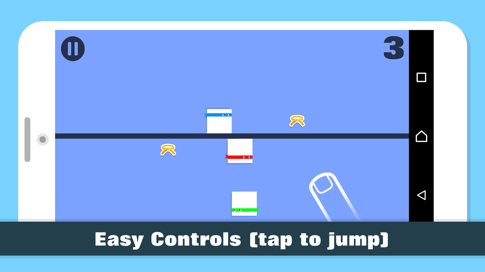 Jump! Chump!- screenshot