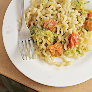 Summer Fusilli with Zucchini