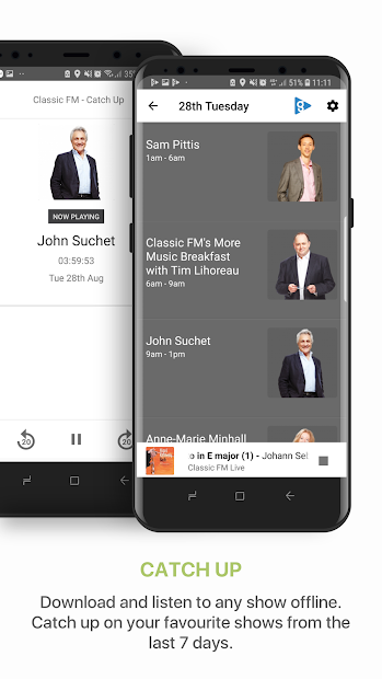 Classic FM Radio App on Google Play Reviews   Stats