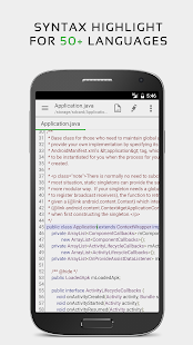 App QuickEdit Text Editor - Writer & Code Editor APK for Windows Phone