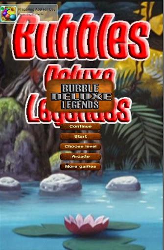 Bubbles Deluxe Legends