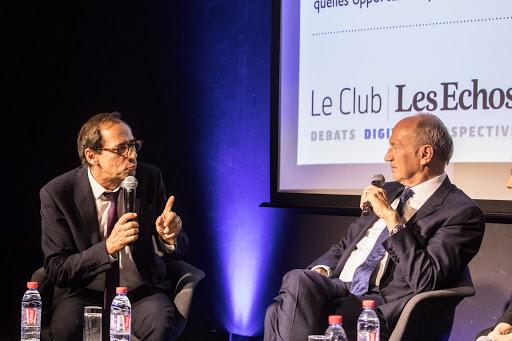 Club Les Echos Digital avec Jean-Paul AGON, Lubomira ROCHET et Axelle LEMAIRE
