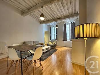 Appartement meublé 3 pièces 60,64 m2
