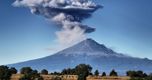 Following Massive Earthquake Swarm, Scientists Fear A New Volcano Could Be Forming In Mexico