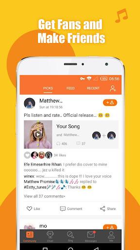 SingPlus: Free to sing & record unlimited karaokes 3.4.2 screenshots 7