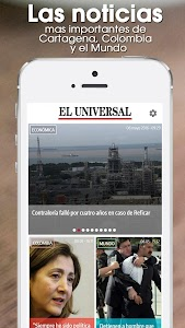El Universal Cartagena screenshot 0