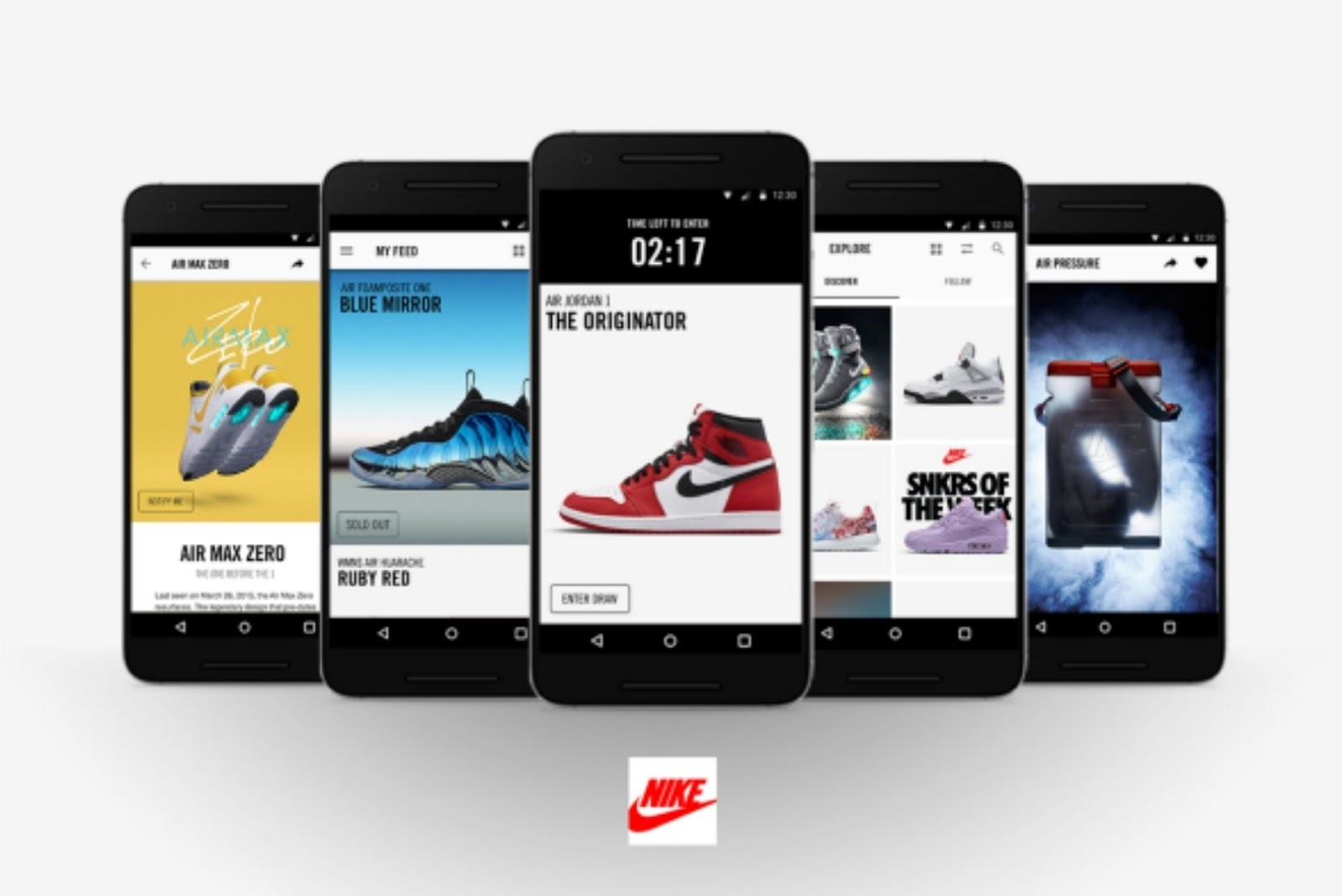 Nike Digital Transformation Journey
