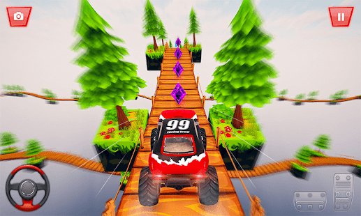 Mountain Truck Stunt 2020: Impossible Climb Master for PC-Windows 7,8,10 and Mac apk screenshot 1