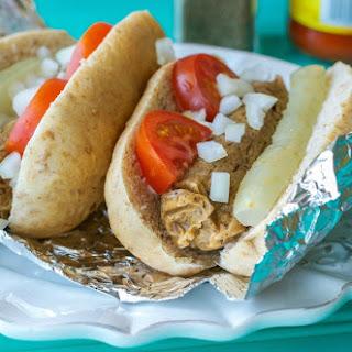 Seitan Hot Dogs [Vegan, Oil-Free]