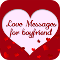 Love Messages for Boyfriend - Share Flirty Texts icon