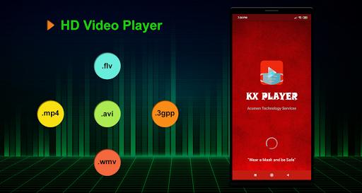 KX Player - Full HD Video Player Apk 2