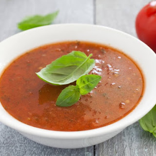 Slow Cooker Fresh Tomato Soup