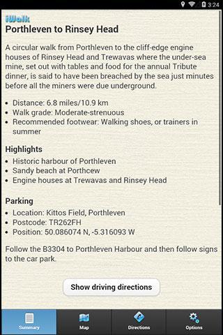 iWalk Porthleven > Rinsey Head