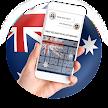 New Zealand Flag Keyboard - Elegant Themes APK