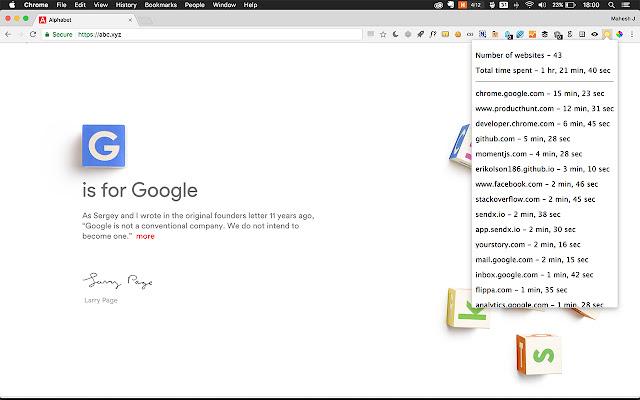 Golden Hour - Browser Usage Insights