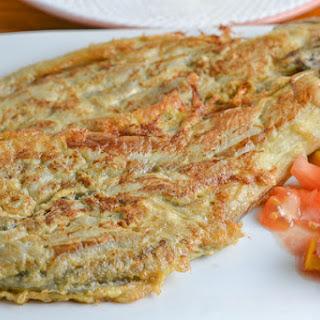 Eggplant Omelette Recipe