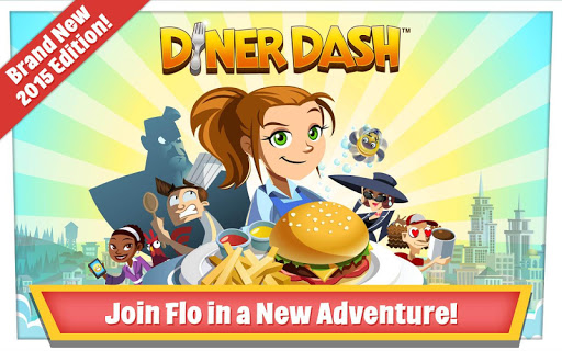 Diner Dash 1.13.1 screenshots 1