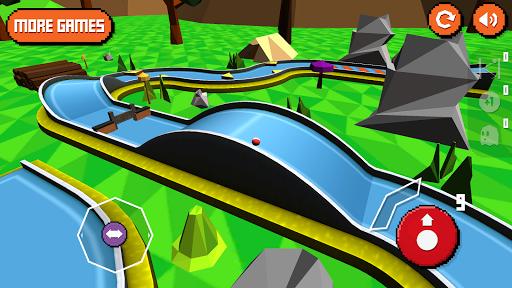 Mini Golf: Retro screenshot