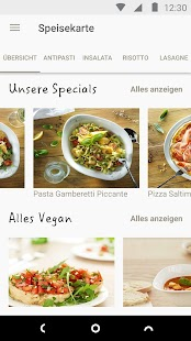 Vapiano NEW- screenshot thumbnail